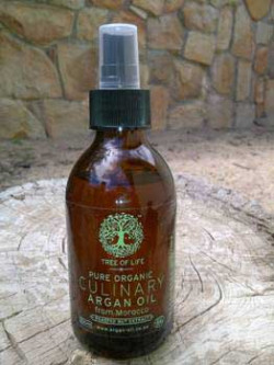 Organic Culinary Argan Oil