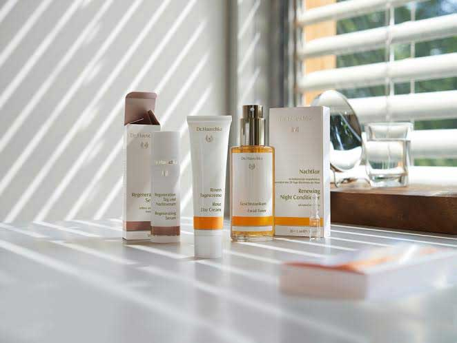 Dr Hauschka Skin Care Natural Products