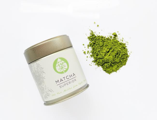 Just Matcha green tea powder