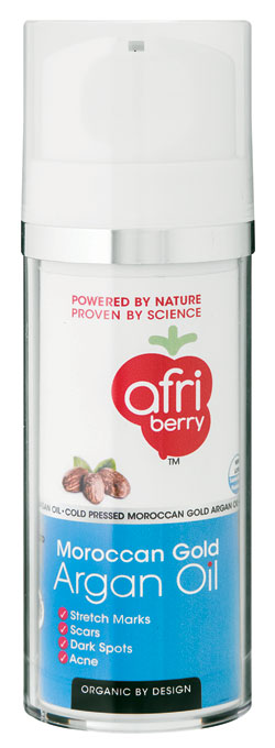 Afri Berry For dry and damaged strech marks