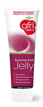 Tummy trim jelly afri berry