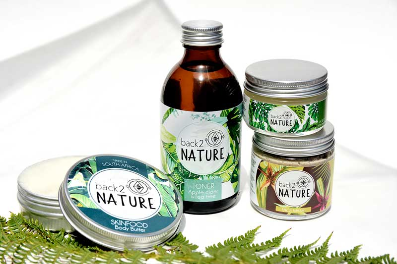 Back2nature orgainc product