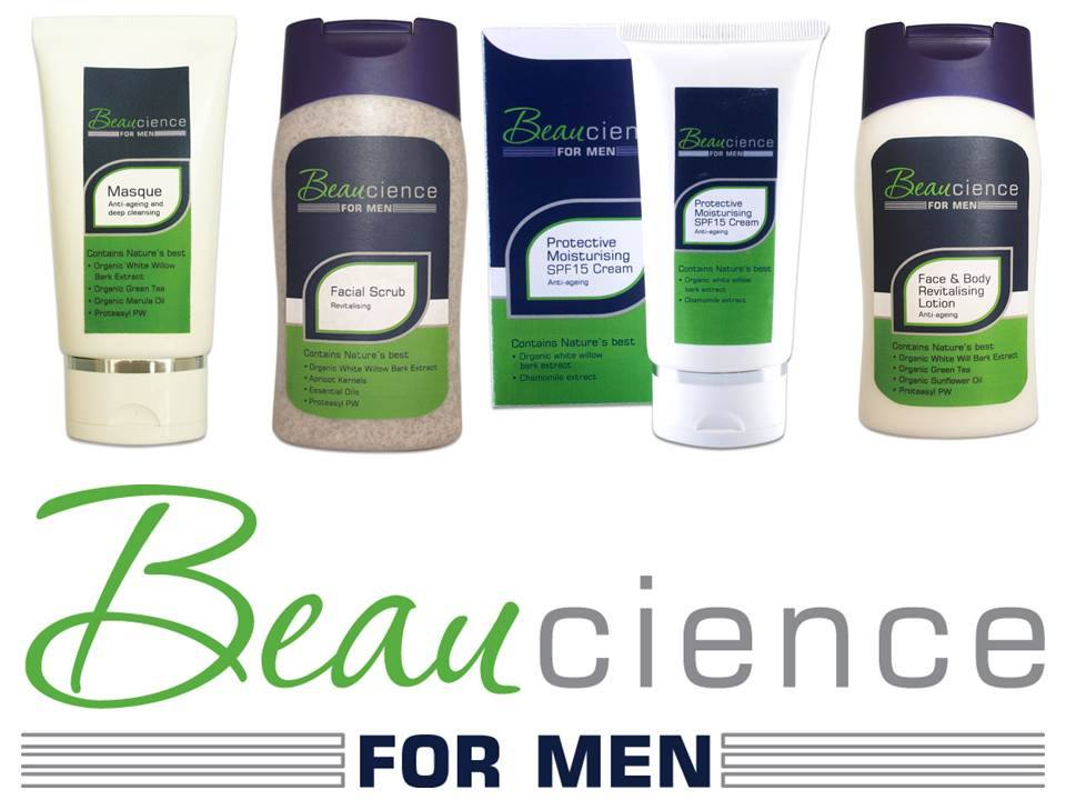 Beaucience Men poster