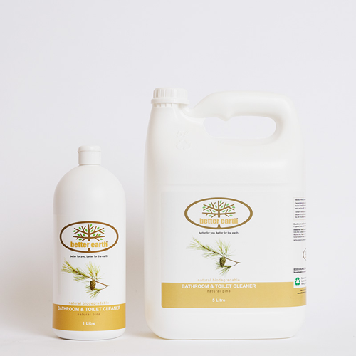 better earth bathroom cleaner