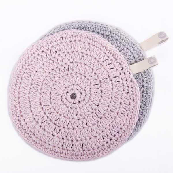 Elli wash cloth round