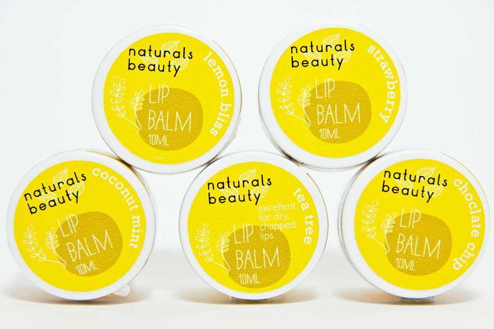 naturals beauty lip bum