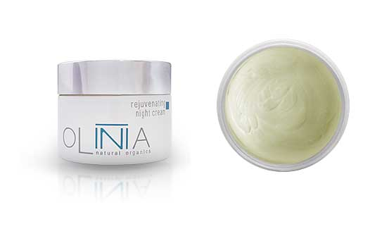 olinia natural organics cosmetics night cream 2