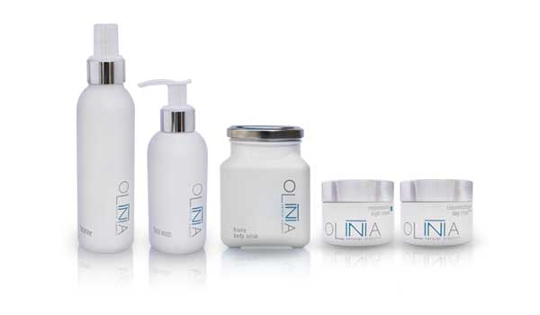 olinia natural organics cosmetics products