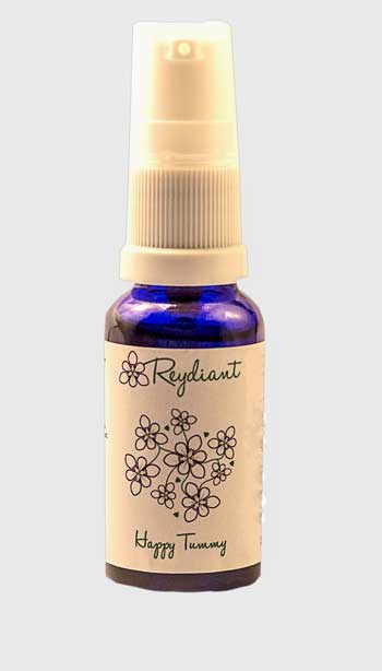 reydiant happy tummy natural products for mommys and babies