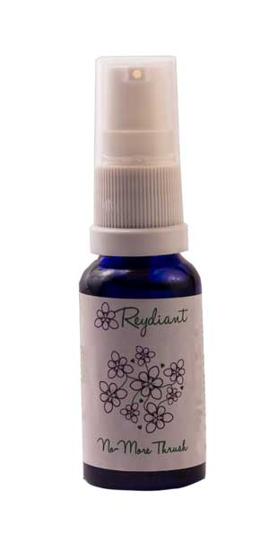 reydiant no more thrush natural products for mommys and babies