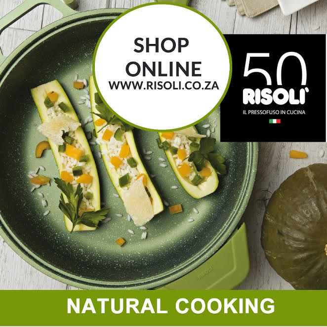 risoli natural cooking shop online