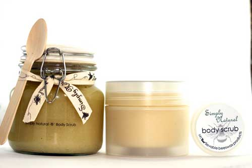 Simply Natural Beeswax organic cosmetic Products
